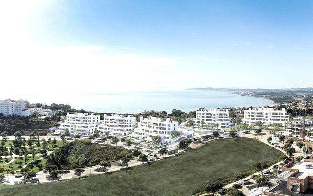 Apartamento en venta en Estepona Oeste - Valle Romano - Bahía Dorada en Estepona (Saladavieja, Málaga)