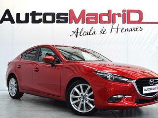 Mazda 3 2.0 GE 88kW MT Luxury SDN