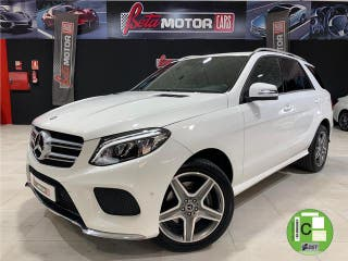 Mercedes-Benz Clase GLE GLE 350 d 4Matic 190 kW (258 CV)