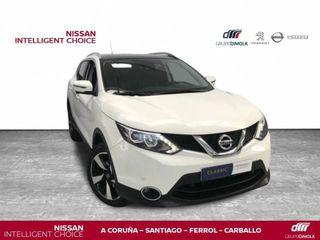 Nissan QASHQAI 1.6dCi 130cv N-CONECTA 4x2