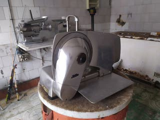 Máquina cortafiambre