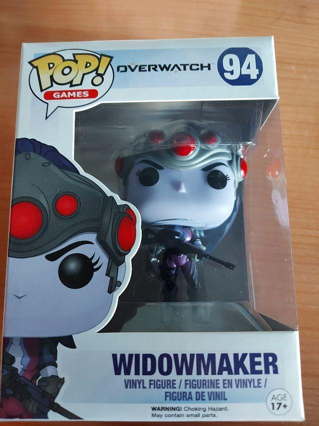 Funko Pop Widowmaker Overwatch (94)