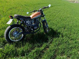 Yamaha Sr especial 250cc