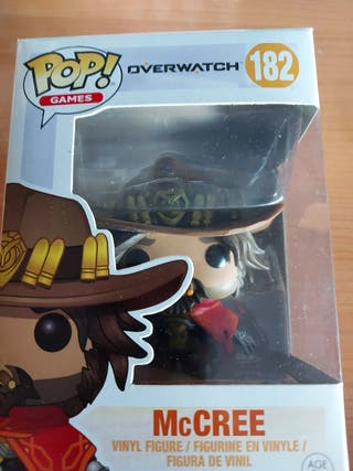 Funko Pop Overwatch McCree (182)