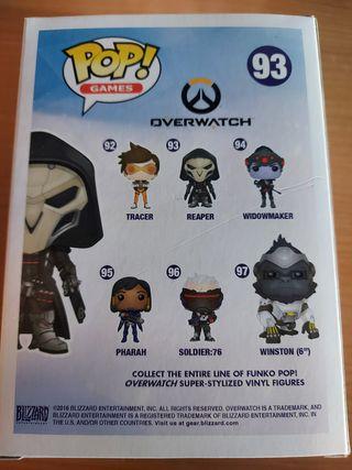 Funko Pop Overwatch Reaper (93)