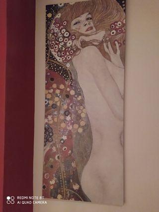 Cuadro Decirativo Gustav Klimt Ikea