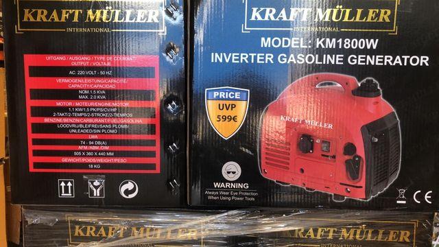 Nuevo generador inverter. 1800w