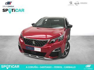 Peugeot 3008 2.0 BlueHDi 180cv S&S GT EAT8