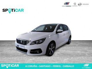Peugeot 308 1.5 BlueHDI 130cv S&S EAT8 Allure