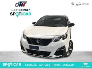 Peugeot 3008 1.2 PureTech 130cv EAT8 GT Line