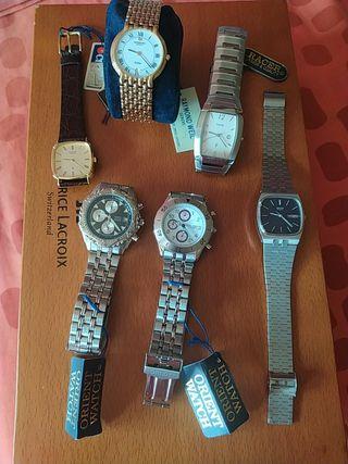Oferta relojes de hombre de marca nuevos