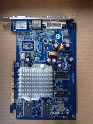 Tarjeta gráfica, GForce FX5200 D128