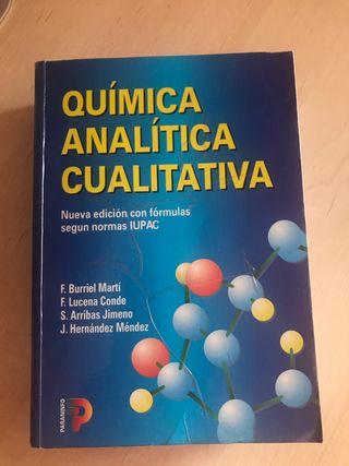 Química Analítica Cualitativa - Burriel, Lucena