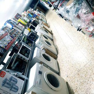oferta Lavadoras y neveras secadoras desde 90€