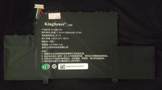 Bateria Xiaomi Mi Air Notebook 12.5