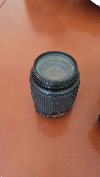 Camara reflex NIKON D60
