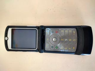 Motorola Razor clásico