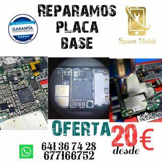 reparacion de placa base de portatiles
