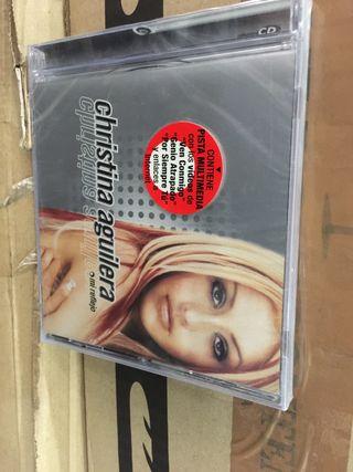 Christina aguilera mi reflejo ( CD)