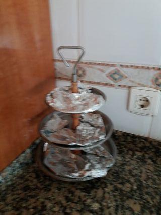 Frutero 3 platos