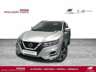 Nissan QASHQAI 1.3 DIG-T 140cv E6D N-Connecta