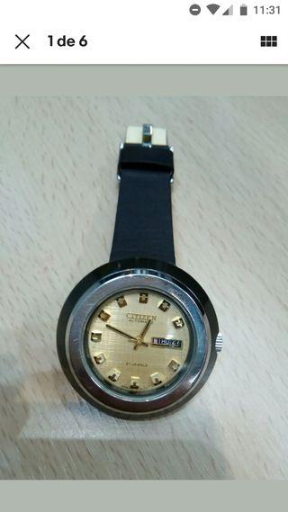 Reloj Citizen Automático 80s