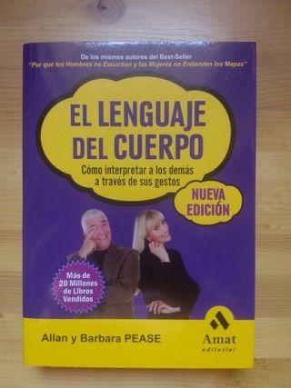 """Libro """"El lenguaje del cuerpo"""""""