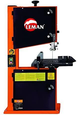 sierra de cinta losru250 Leman