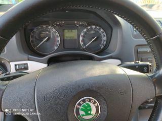 Skoda Octavia Combi 4x4.