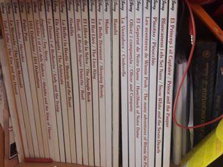 colección libros Disney catalan-ingles