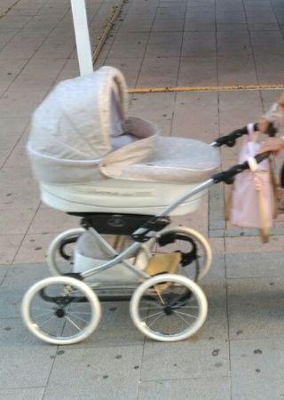 carrito bebé tipo arrué