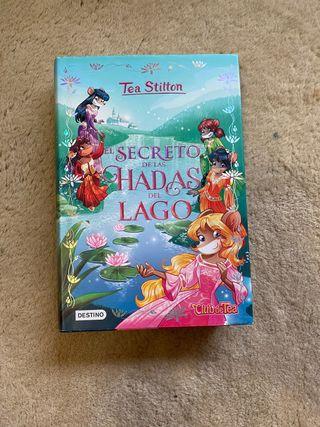 Tea stilton el secreto de las hadas del lago
