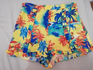 short. Ropa de mujer. Pantalón corto.
