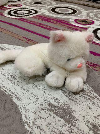 Peluche gato