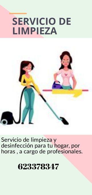 LIMPIEZA Y DESIFECCION PARA TU HOGAR