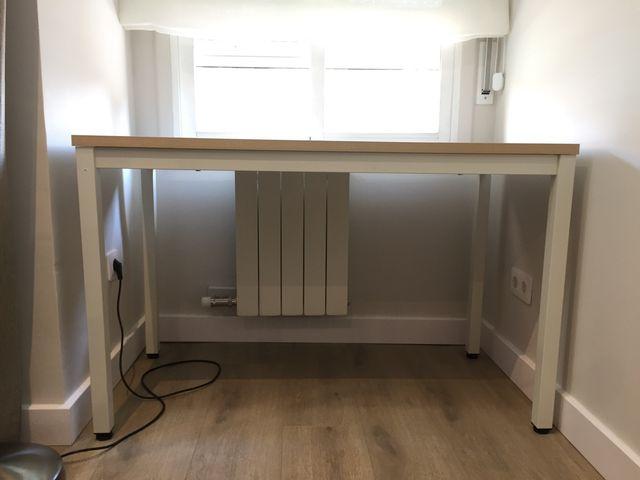 Mesa escritorio/despacho/ordenador 120x76x60