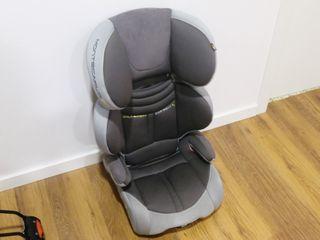 silla seguridad grupo 2/3 isofix montecarlo
