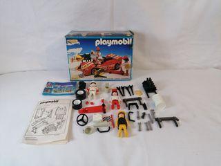 Playmobil formula carreras