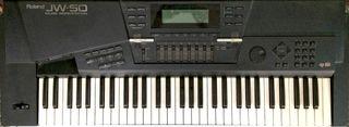 Sintetizador Roland JW-50