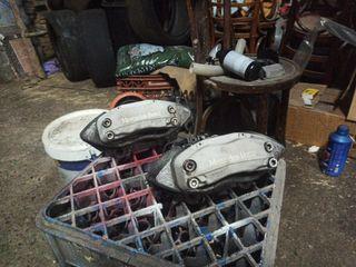 pinzas de freno Mercedes ML ( brembo 4 pistones)