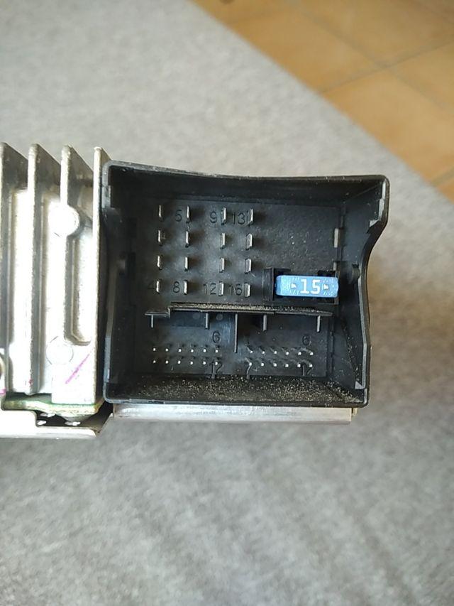 Radio original BMW serie 1. 116, 118, 120