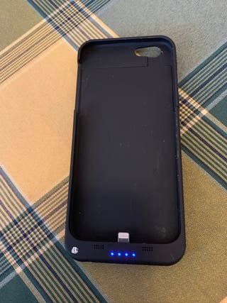 Funda cargadora iPhone