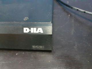 D-ILA LD-HD2KB procesador de video JVC