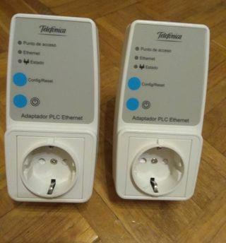 plc adapatador de corriente