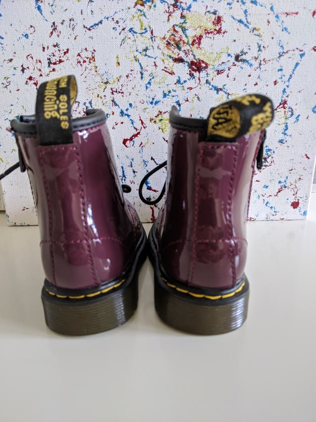 Dr martens toddlers boots.