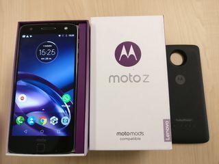 Motorola moto z + Turbopower