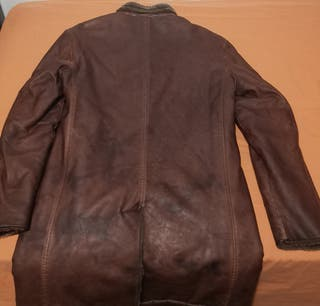 Chaqueton, abrigo piel Adolfo Dominguez, talla 48