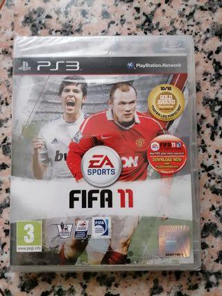 Videojuego FIFA 2011 NUEVO/NEW