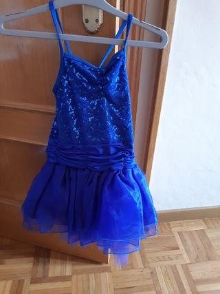 vestido de balet