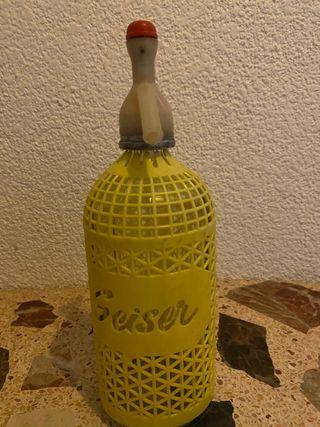 Vendo Sifon vintage de la marca Geiser en muy buen